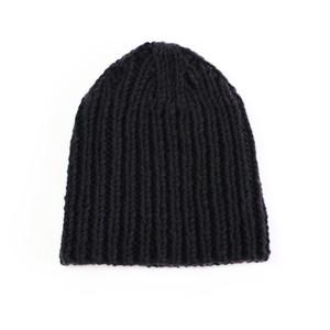 No.3の糸をつかったニット帽 (Aタイプ)
