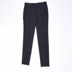 TheStylistJapan GLEN CHECK COOLMAX PANTS / TSJP-01004
