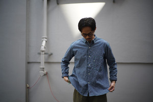 another 20th century / Artwork Ⅱ Vintage Chambray