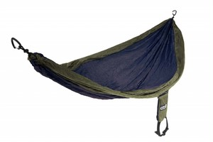ENO Single Nest hammock Navy/Olive
