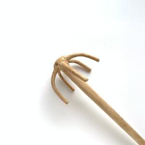Grötkräkla / Wooden Whisk Beater