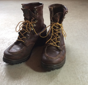 60〜74s Vintage REDWING Boots