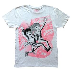 わたしは真悟Tシャツ [ サトル&マリン ] ホワイト