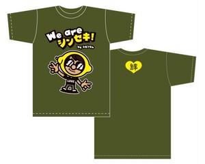 Tシャツ(オリーブ)