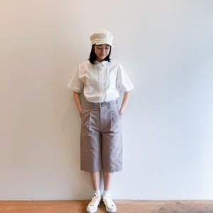 C-52692【Nostalgic Shirt】Cotton / Flax Twill