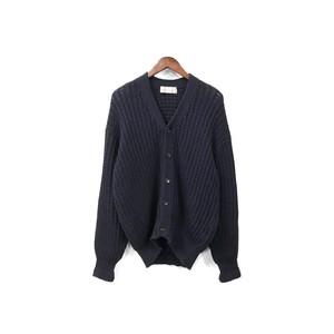 COMME des GARCONS HOMME - Knit Cardigan ¥16500+tax