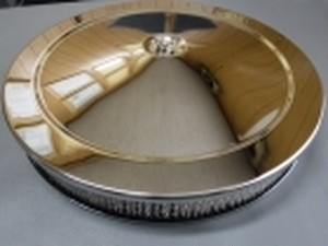 エアクリーナーCF20-163 14インチ 5.1/8ネックサイズ SHAFT ENTERPRISE