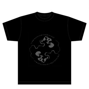 "Tシャツ - wombscape ""胎児2"""