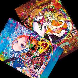 Mianポストカード(2種セット)