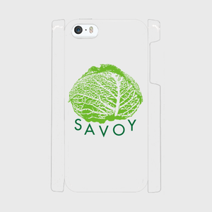 SAVOY(サボイ・キャベツ)1   iPhone5/5s/SE 透明