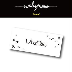 【WALTZMORE】WALTZMORE Towel