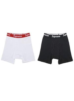 シュプリーム ヘインズ コラボ Supreme/Hanes Boxer Briefs ボクサーパンツ ブリーフ 1着 正規品