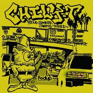 CHILY-T - FEDUP SAMPLER #23 MIX CD