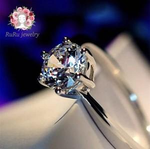 s925 luxury 0.3ct(ring)