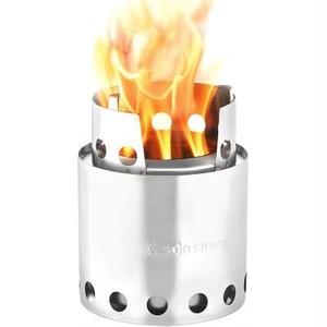 新品 ソロストーブ ライト  焚き火台 キャンプ ブッシュクラフト