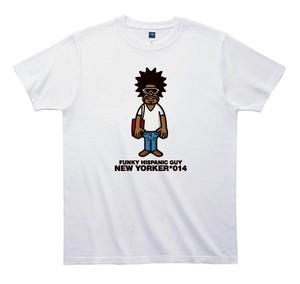 《山本周司Tシャツ》TY014/  FUNKY HISPANIC GUY
