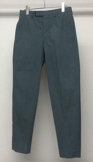 1990s HELMUT LANG METAL HARDWARE TROUSERS