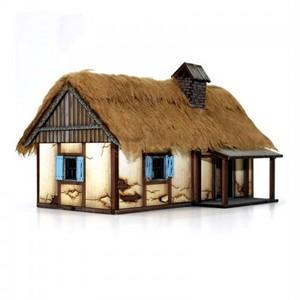 【予約発注】 Polish Rural Dwelling 28S-WAW-119