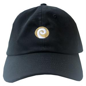 PORT COTTON CAP キャップ ブラック