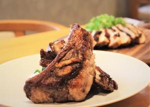 【メインディッシュ1食】真空調理  愛媛産ブランドポークのスペアリブ ハーブ