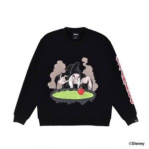 EXAMPLE / EVIL QUEEN Design CREWNECK / BLACK