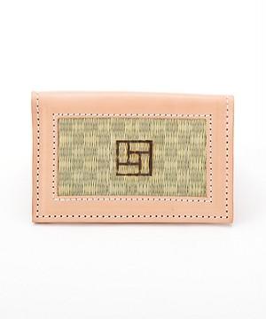 tatami-name case 畳名刺入れ  焼き印タイプ