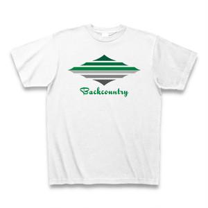 送料無料 OUT DOOR バックカントリー(Backcountry)オリジナル メンズTシャツ