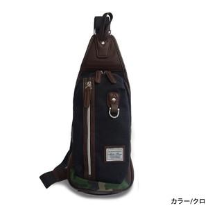 ミストフォルツァ[Misto Forza] ボディバッグ  ブラック