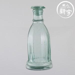 昭和初期 ガラスの醤油差し/ソース差し(円)