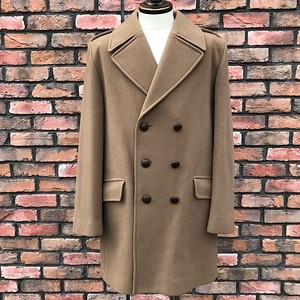 1980s Dannimac Wool P-Coat Made In England UK38