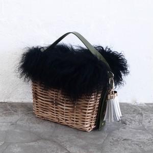 Fur - Rectangle #Olive