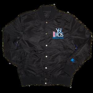 "Limited ""St.ides Logo"" Bomber Jacket"