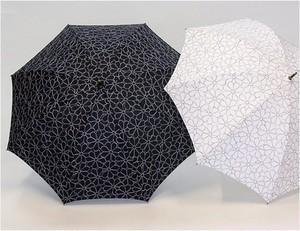傘 日傘 レディース 晴雨兼用 パラソル 手開き オールオーバー総柄刺繍