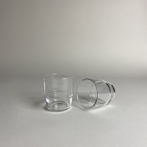HIMMEL Stacking glass CL  /  ヒメル スタッキング  グラス クリア