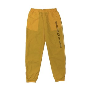 EXAMPLE X WILDTHINGS CHAMONIX NYLON PANTS  / YELLOWxBLACK