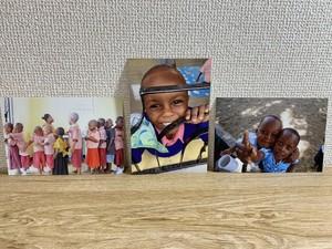 ポストカード3枚セットver.2【子どもの写真】