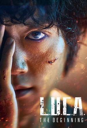 ☆韓国ドラマ☆《LUCA:The Beginning》DVD版 全12話 送料無料!