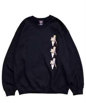【C.E.L.STORE限定】JAY ADAMS/100% CREW SWEAT     BW18S00400