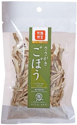 ささがきごぼう 15g【送料無料】