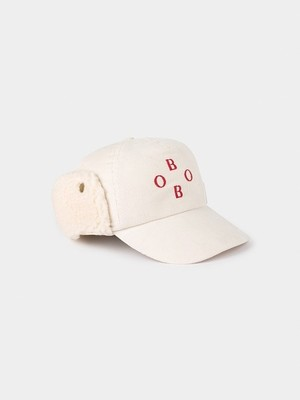 【新入荷】ボボショセス(BOBO CHOSES) -BOBO SHEEPSKIN CAP