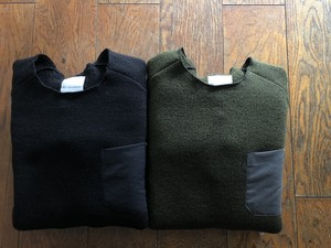 Re made in tokyo japan  Low Gauge Wool Airy Knit