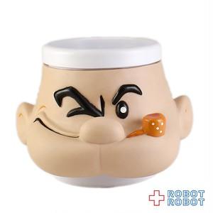 ポパイ 3Dフェイス プラスチック マグカップ