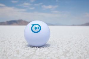 【共同購入チケット】Orbotix Sphero 2.0 white S003AS(スマートフォン&タブレット対応ボール型デヴァイス)