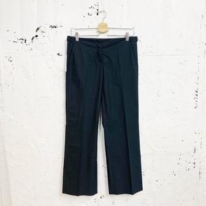 JIL SANDER/Black Pants