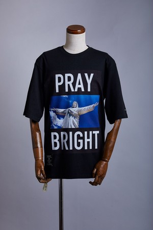 BLACK/DECOY&Co Pray Bright Tee