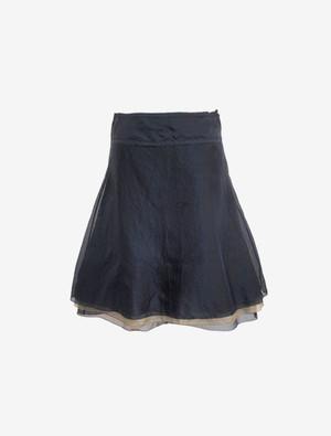 NINA RICCI Silk Skirt