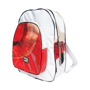 野外広告のリュックA / Recycled Billbord Backpack A