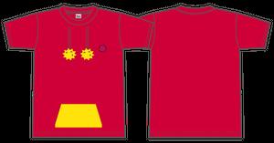 サイズ追加【受注生産】こんぺいとー衣装Tシャツレプリカ XXLサイズ