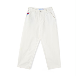 POLAR SKATE CO. BIG BOY CANVAS Ivory M