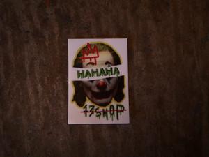 E-13 HAHAHA joker
